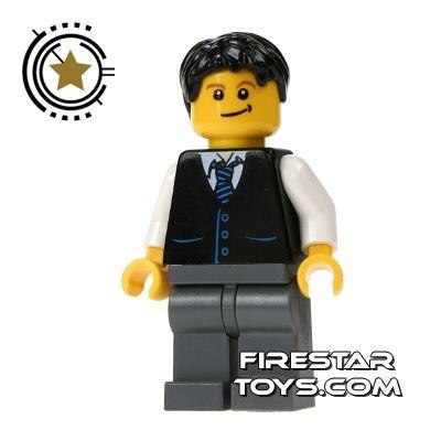 LEGO City Mini Figure – Businessman
