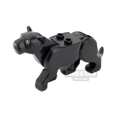 LEGO Animals Mini Figure - Panther - Black