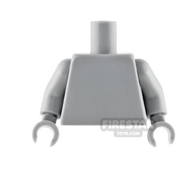 LEGO Minifigure Torso Monochrome