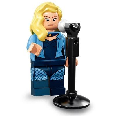 LEGO Minifigures 71020 - Black Canary