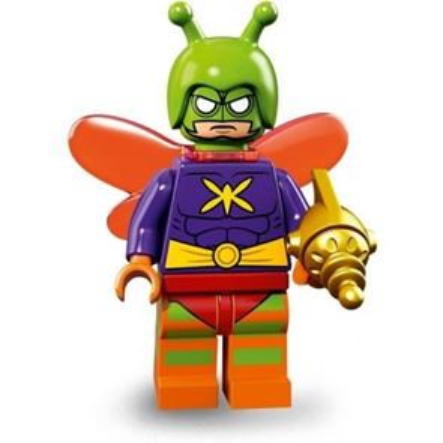 LEGO Minifigures 71020 - Killer Moth