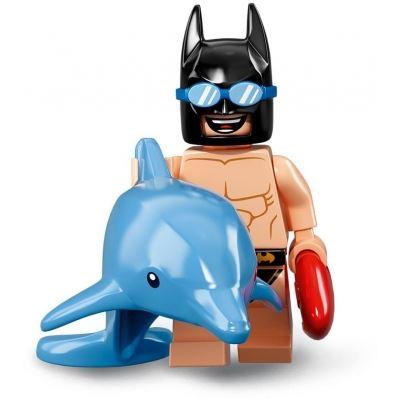 LEGO Minifigures 71020 - Swimsuit Batman