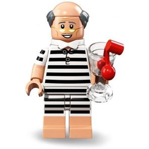 LEGO Minifigures 71020 - Vacation Alfred