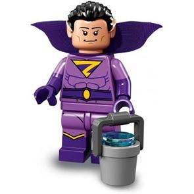 LEGO Minifigures 71020 - Wonder Twin (Zan)