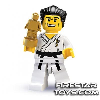 LEGO Minifigures - Karate Master