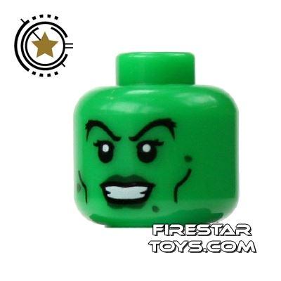 LEGO Mini Figure Heads - Witch