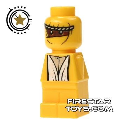 LEGO Games Microfig - Ramses Pyramid Adventurer - Yellow