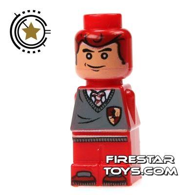 LEGO Games Microfig - Gryffindor House Player