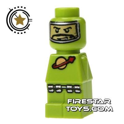 LEGO Games Microfig - Lunar Command Green