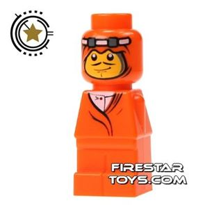 LEGO Games Microfig - Orient Bazaar Merchant Orange