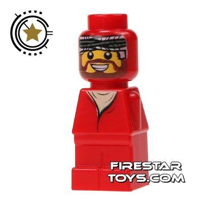LEGO Games Microfig - Orient Bazaar Merchant Red