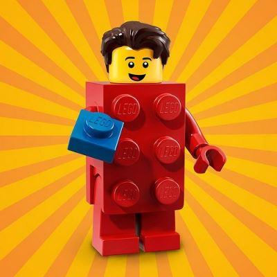 LEGO Minifigures 71021 Brick Suit Guy