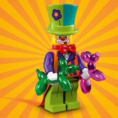 LEGO Minifigures 71021 Party Clown