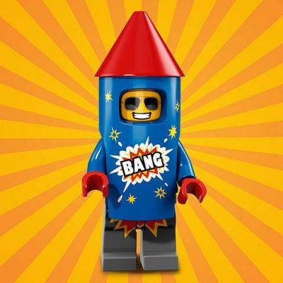 LEGO Minifigures 71021 Firework Guy
