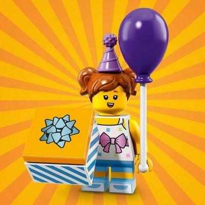 LEGO Minifigures 71021 Birthday Party Girl