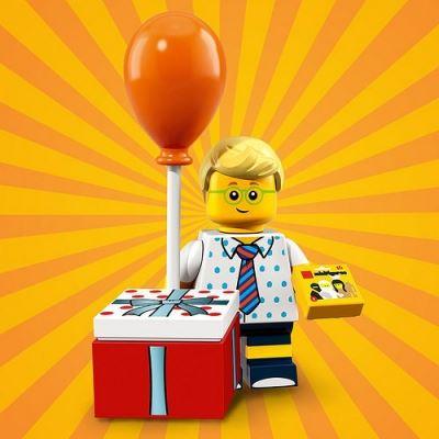 LEGO Minifigures 71021 Birthday Party Boy