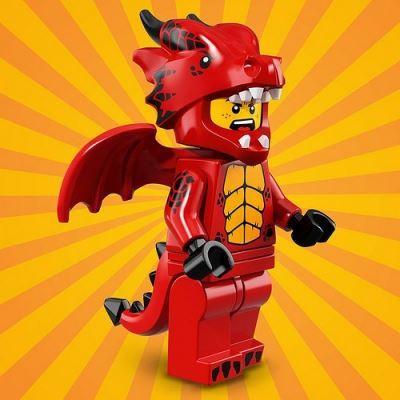 LEGO Minifigures 71021 Dragon Suit Guy