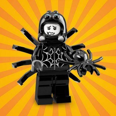 LEGO Minifigures 71021 Spider Suit Boy