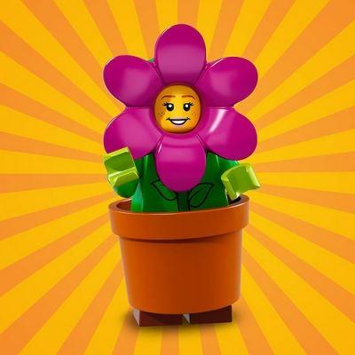 LEGO Minifigures 71021 Flower Pot Girl