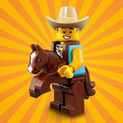 LEGO Minifigures 71021 Cowboy Costume Guy