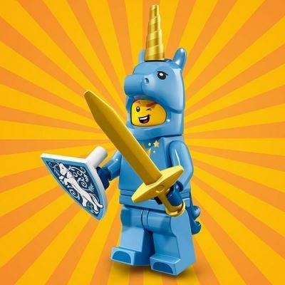 LEGO Minifigures 71021 Unicorn Guy