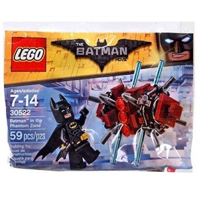 LEGO Super Heroes 30522 - Batman in the Phantom Zone