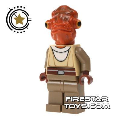 LEGO Star Wars Mini Figure - Nahdar Vebb