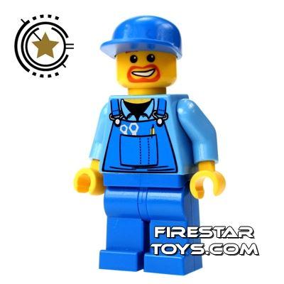 LEGO City Mini Figure - Handyman