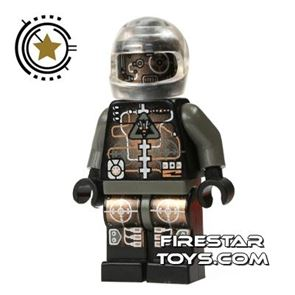 LEGO Space - Insectoids - Droid - Silver