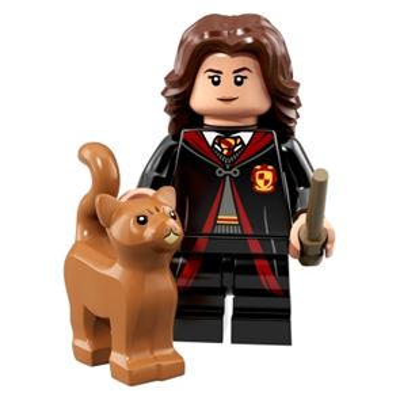 LEGO Minifigures 71022 Hermione Granger Hogwarts Robes