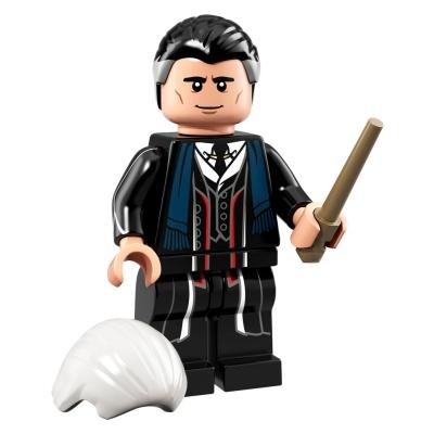LEGO Minifigures 71022 Percival Graves