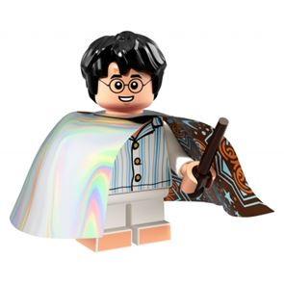 LEGO Minifigures 71022 Harry Potter Invisibility Cloak
