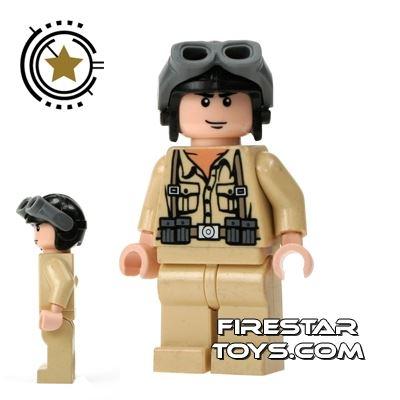 LEGO Indiana Jones Mini Figure - German Soldier 1
