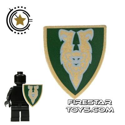 LEGO - Rascus Monkey Shield