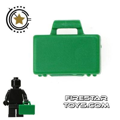LEGO - Army Briefcase - Green
