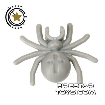 LEGO Mini Figure - Spider - Gray