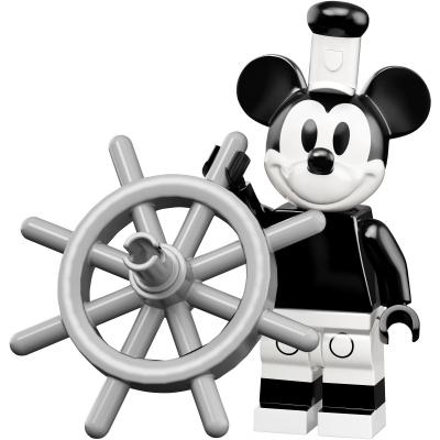 LEGO DISNEY Minifigures 71024 Vintage Mickey