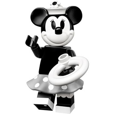 LEGO DISNEY Minifigures 71024 Vintage Minnie