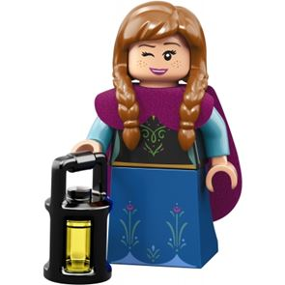 LEGO Disney Minifigures 71024 Anna