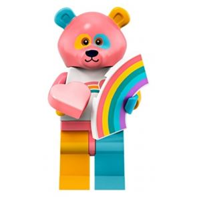 LEGO Minifigures 71025 Bear Costume Guy