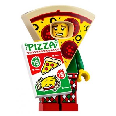 LEGO Minifigures 71025 Pizza Costume Guy