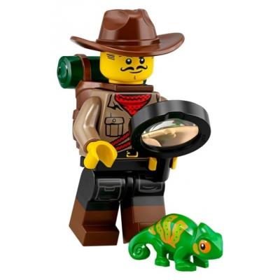 LEGO Minifigures 71025 Jungle Explorer