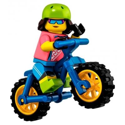 LEGO Minifigures 71025 Mountain Biker