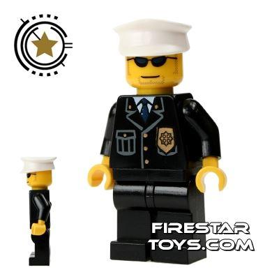 Lego City Mini Figure – Police - Sunglasses