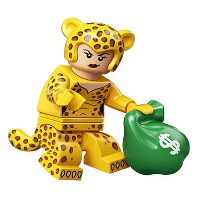 LEGO DC Minifigures 71026 Cheetah