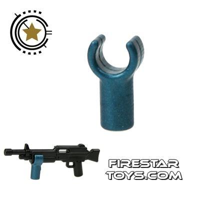 Brickarms -  Monopod Gun Stand - Cobalt Blue