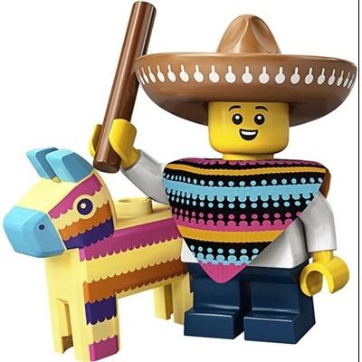 LEGO Minifigures 71027 Pinata Boy