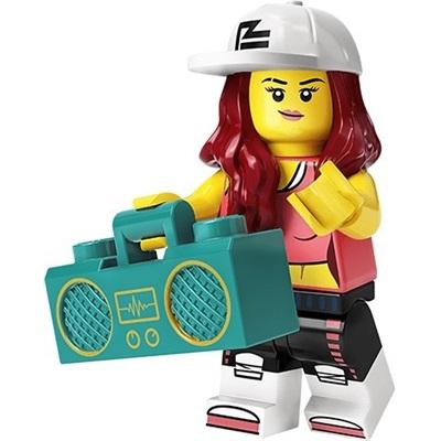 LEGO Minifigures 71027 Breakdancer