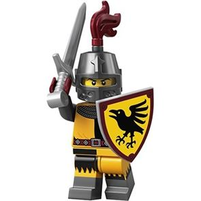 LEGO Minifigures 71027 Tournament Knight