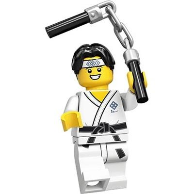 LEGO Minifigures 71027 Martial Arts Boy